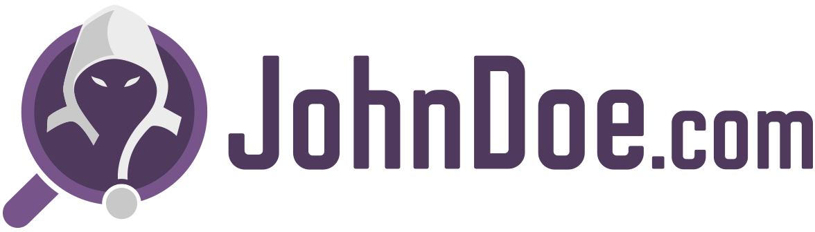 JohnDoe.com logo