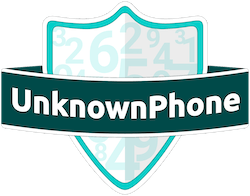 UnknownPhone.com logo